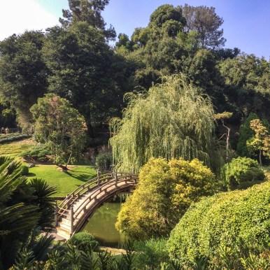 The Huntington Gardens Japanese Garden San Marino Los Angeles California