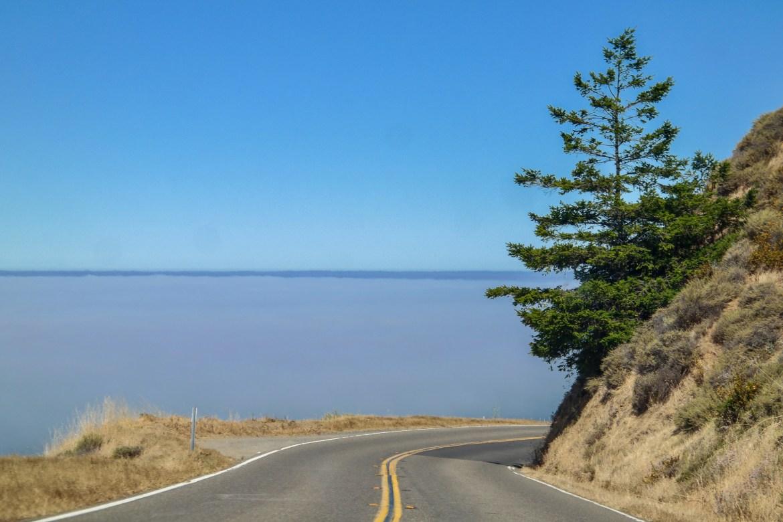 Pacific Coast Highway 1 Jenner California