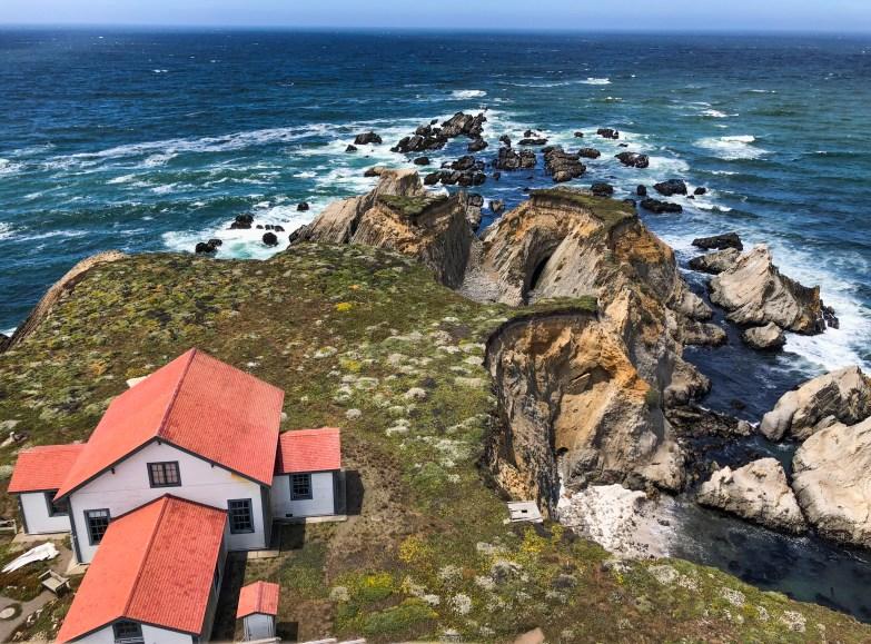 Point Arena Lighthouse Point Arena California
