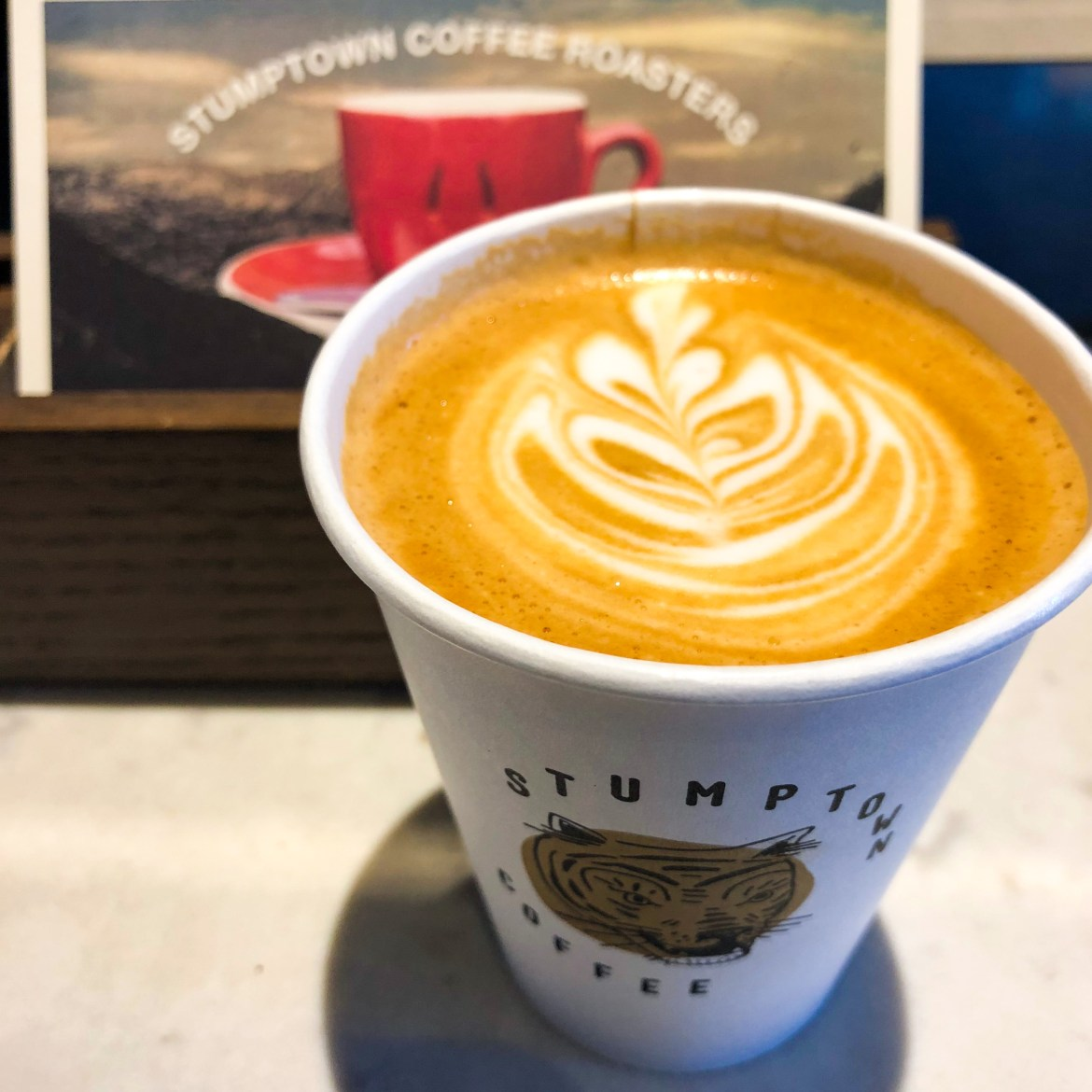 Stumptown Portland Oregon