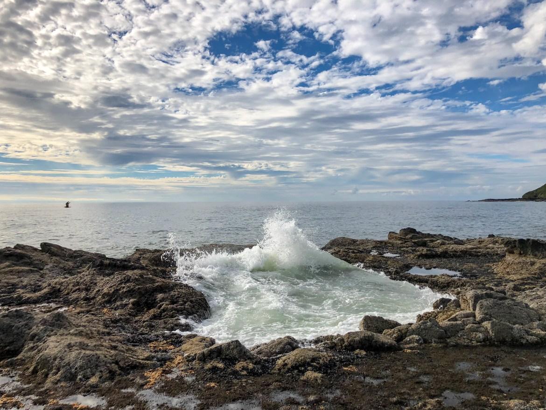 Thor's Well Cape Perpetua Oregon