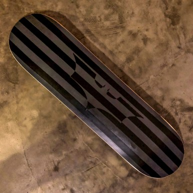 Illusion Batman skateboard hilarystyle