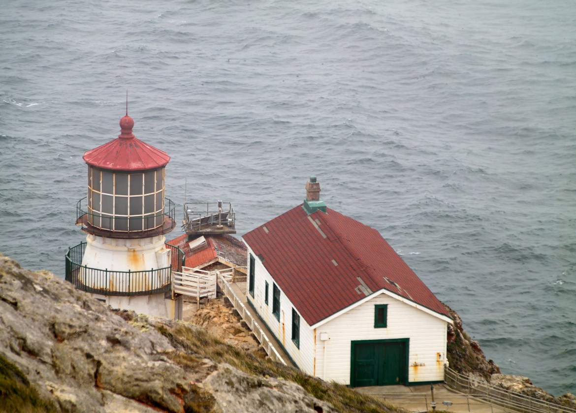 Point Reyes Lighthouse Point Reyes Station California
