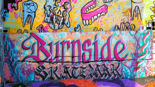 Burnside Skatepark Portland Oregon
