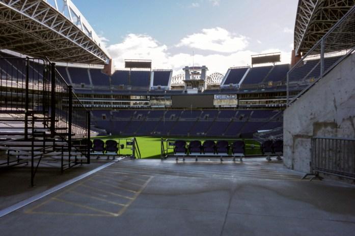 Century Link Field Seattle Washington