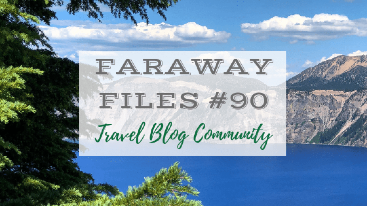 Faraway Files #90 Crater Lake Oregon