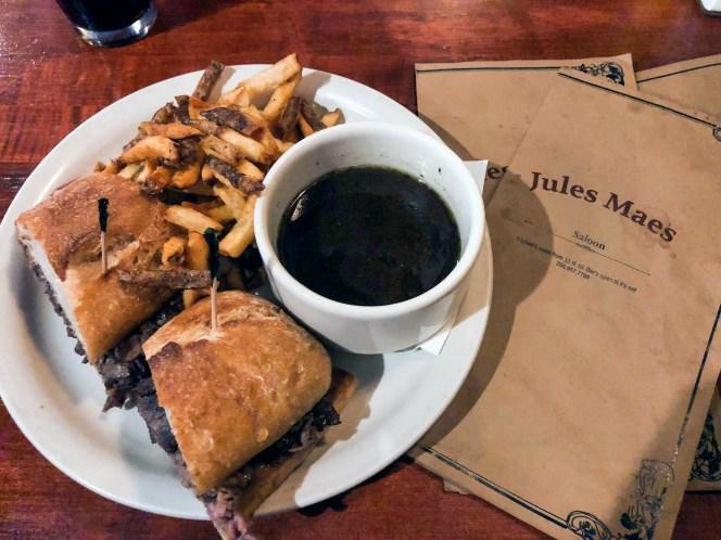 Jules Maes Saloon Seattle Washington
