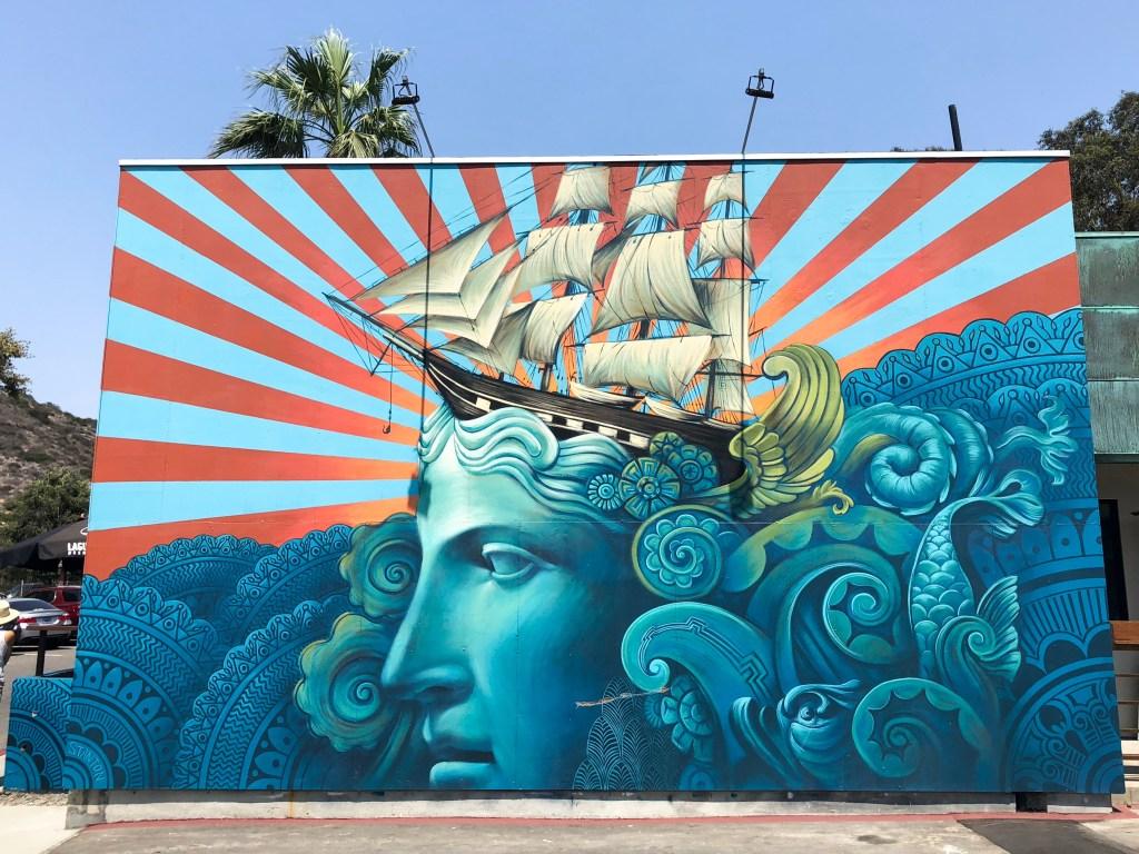 Laguna Arts District Laguna Beach California #beaustanton