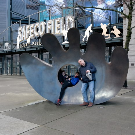 Safeco Field Seattle Washington