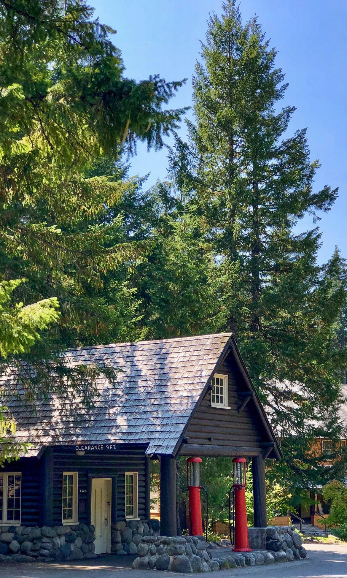 Longmire Mount Rainier Washington