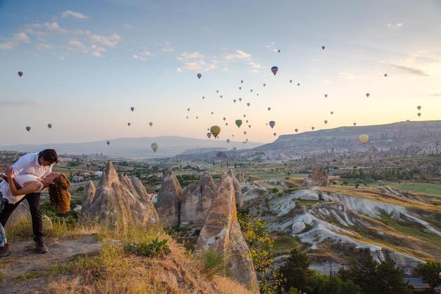 Anywhere We Roam Cappadocia