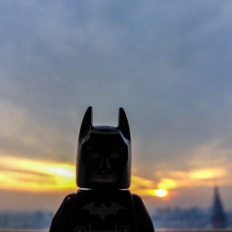 Batman Sunrise at the Park Hyatt Tokyo