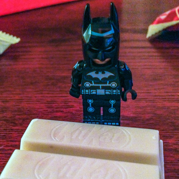 Batman in Japan Kit Kat Store Tokyo Japan #familytraveljapan