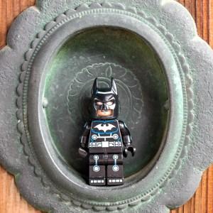 Batman goes to Japan Tofukuji Kyoto Japan
