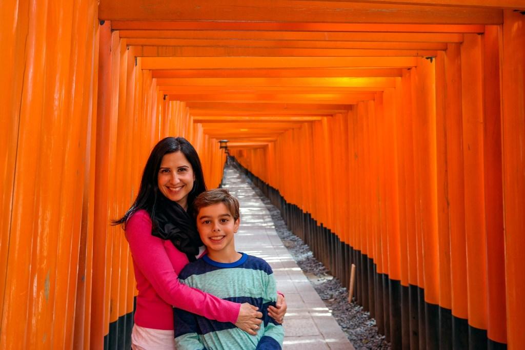 Fushimi Inari Taisha Kyoto Japan