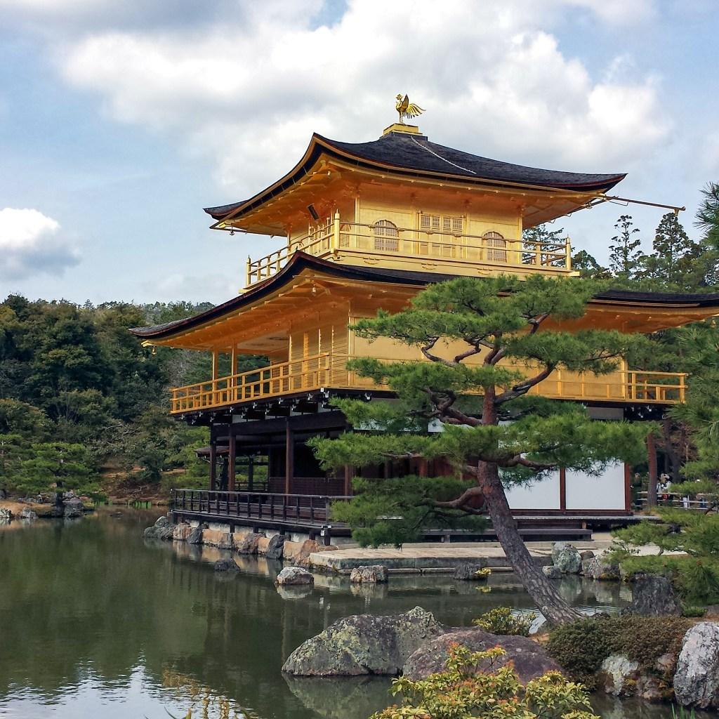 Kinkakuji Kyoto Japan