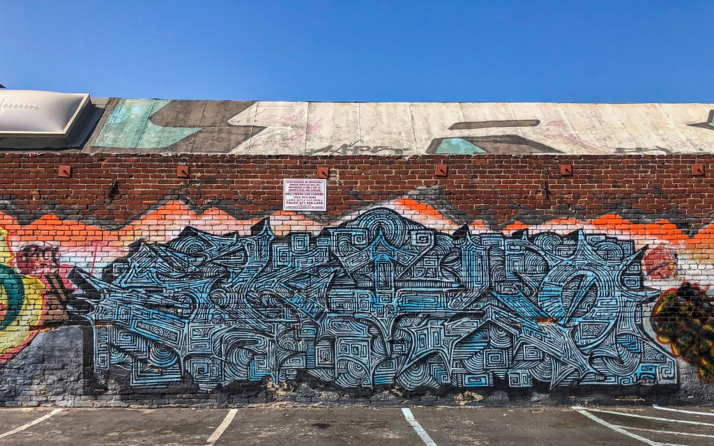 Arts District Downtown Los Angeles California #skilo