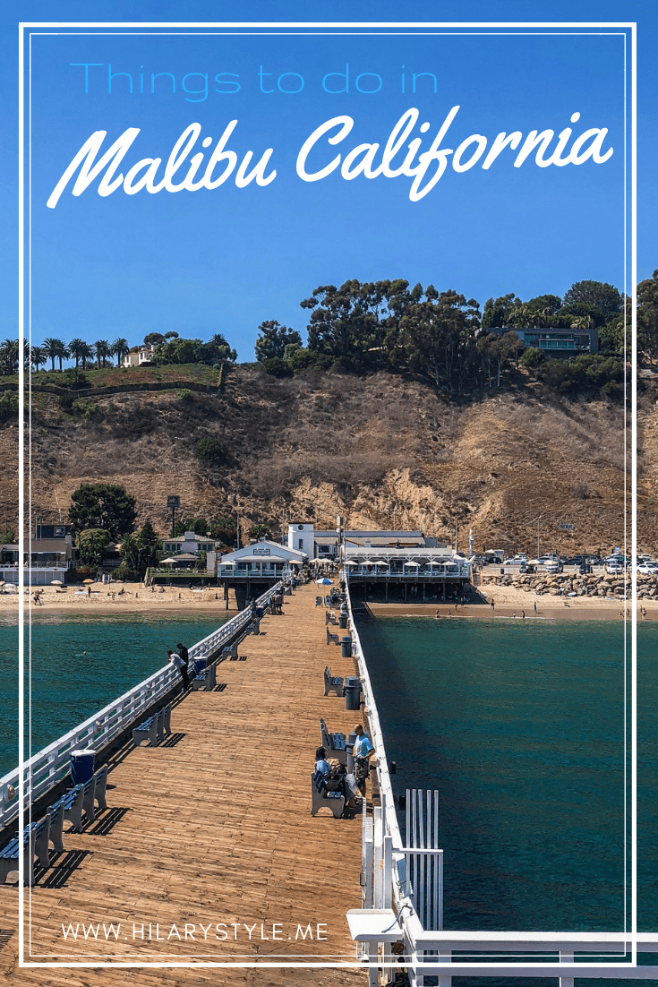 Things to do in Malibu California #malibu #familytravel #california