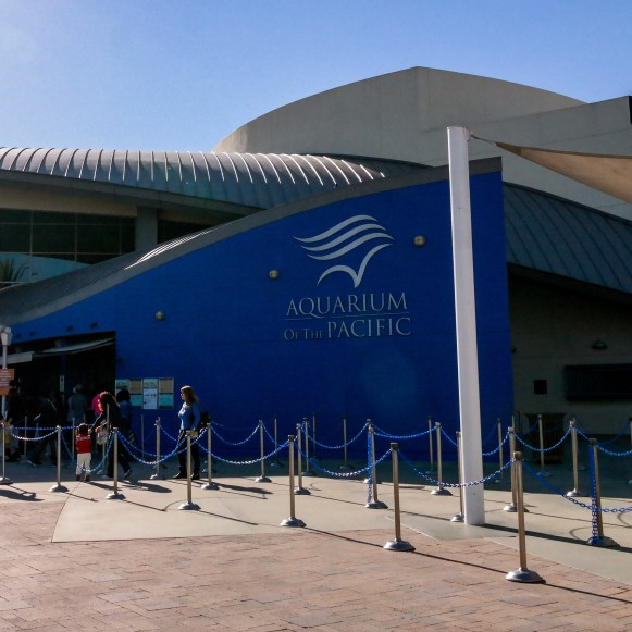 Aquarium of the Pacific Long Beach California #aquariumofthepacific
