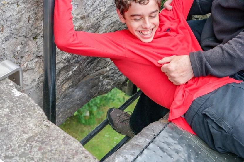 Blarney Castle Cork Ireland #familytravel
