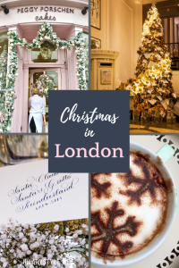 Things to do in London at Christmas Time #christmasinlondon