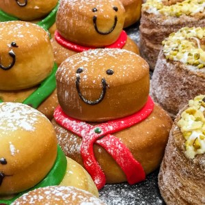 Things to do in London at Christmas Time #dumdumdonuts