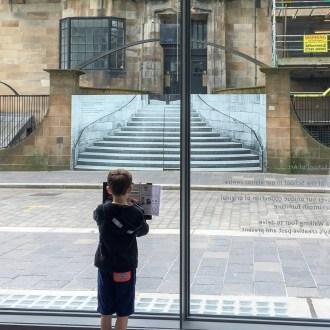 Glasgow School of Art Glasgow Scotland