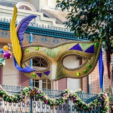 Christmas Disneyland California #neworleanssquare