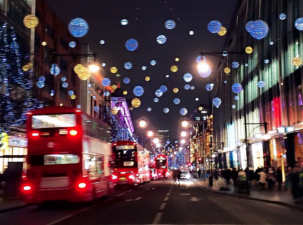 Things to do in London at Christmas #oxfordstreetchristmas