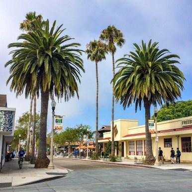 Santa Barbara California #daytripsfromla