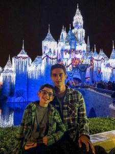 Christmas Disneyland California #disneylandholiday