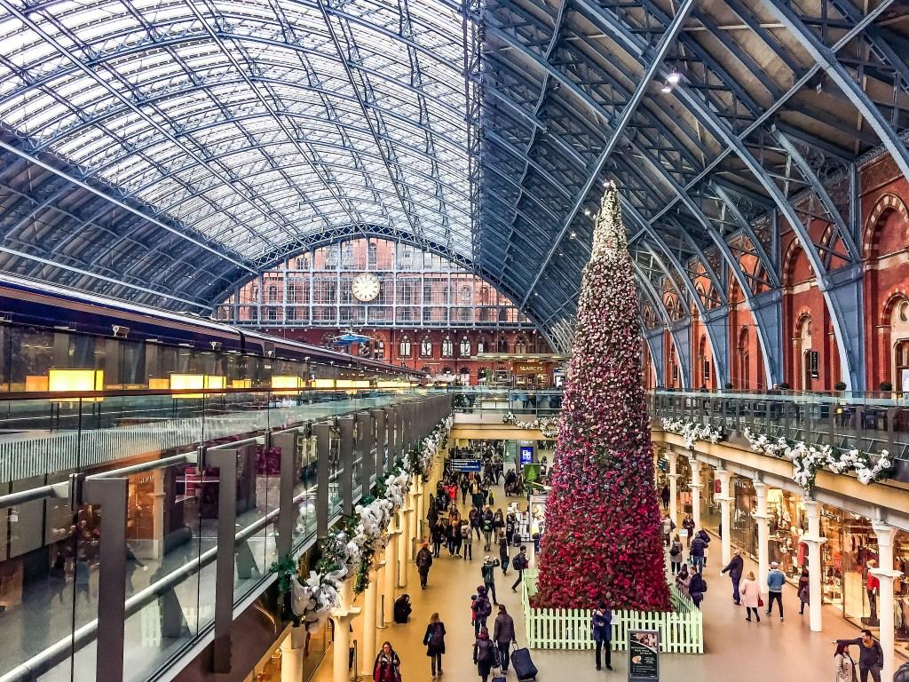 Christmas in London #londonchristmas