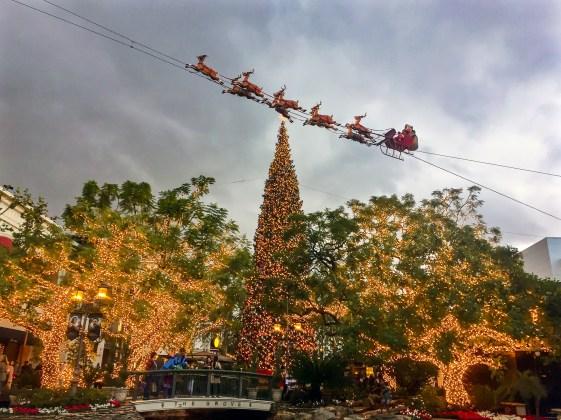 Shopping in Los Angeles #christmasshoppinginla