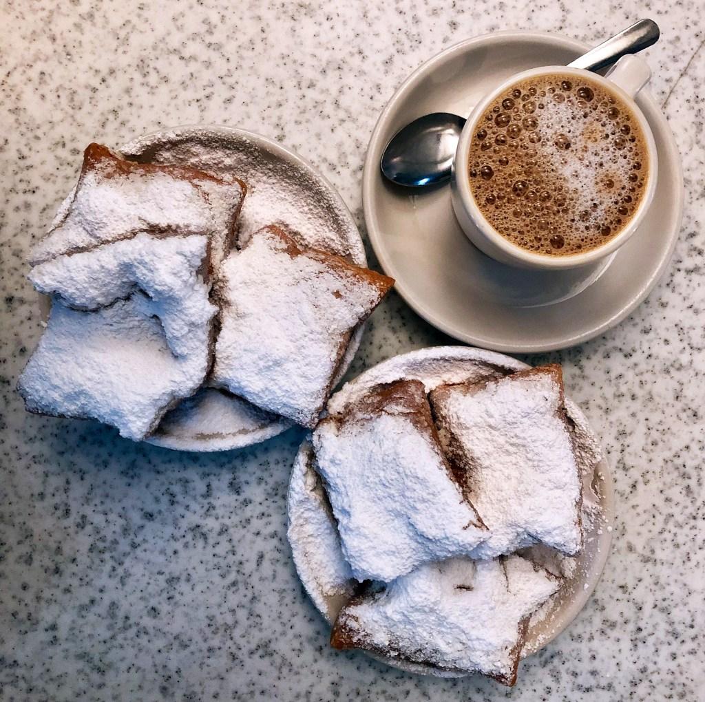 Cafe Du Monde Beignets New Orleans Louisiana