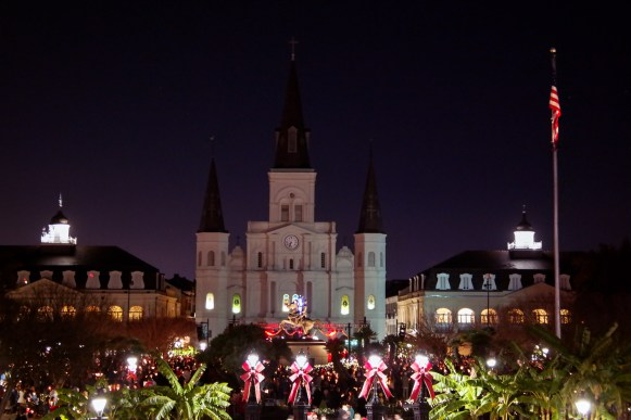 Jackson Square New Orleans Louisiana #onetimeinneworleans
