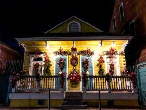 Festive House St. Anne Street NOLA