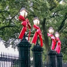 Jackson Square Park New Orleans Louisiana