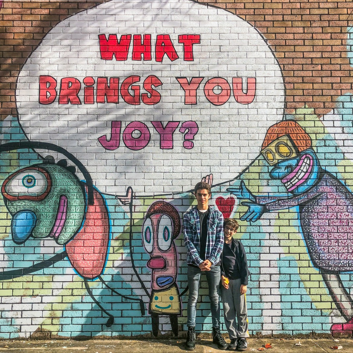 What Brings You Joy? Artist: Hirsch Bywater New Orleans Louisiana