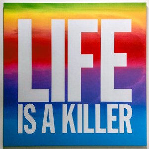 Artist: John Girono Title: Life is A Killer 2018 & Leave It As Is 2018