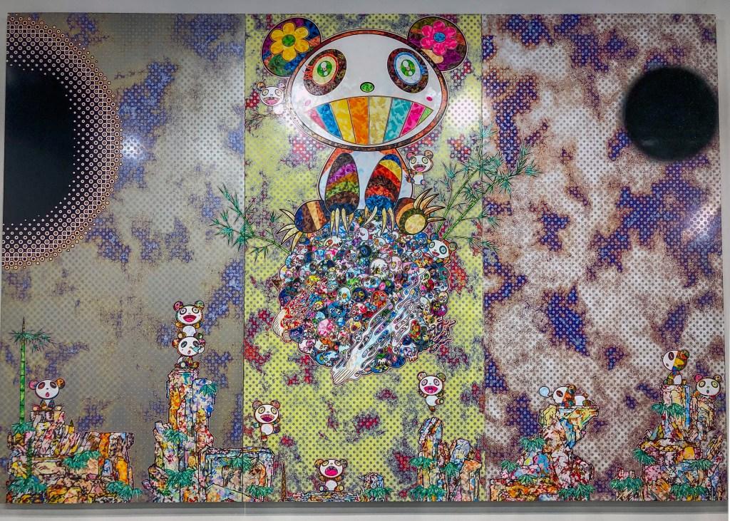 Title: Forest Companions Artist: Murakami #murakami