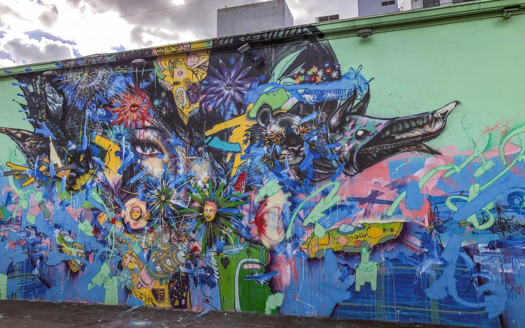 David Choe Wynwood Miami Florida #wynwoodwalls #choe