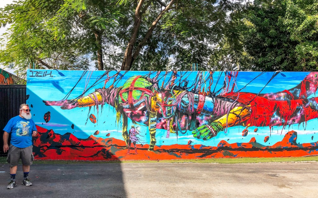 Deih Wynwood Miami Florida