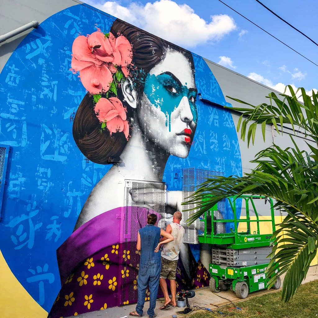 FinDac Wynwood Miami Florida #findac #wynwoodartdistrict