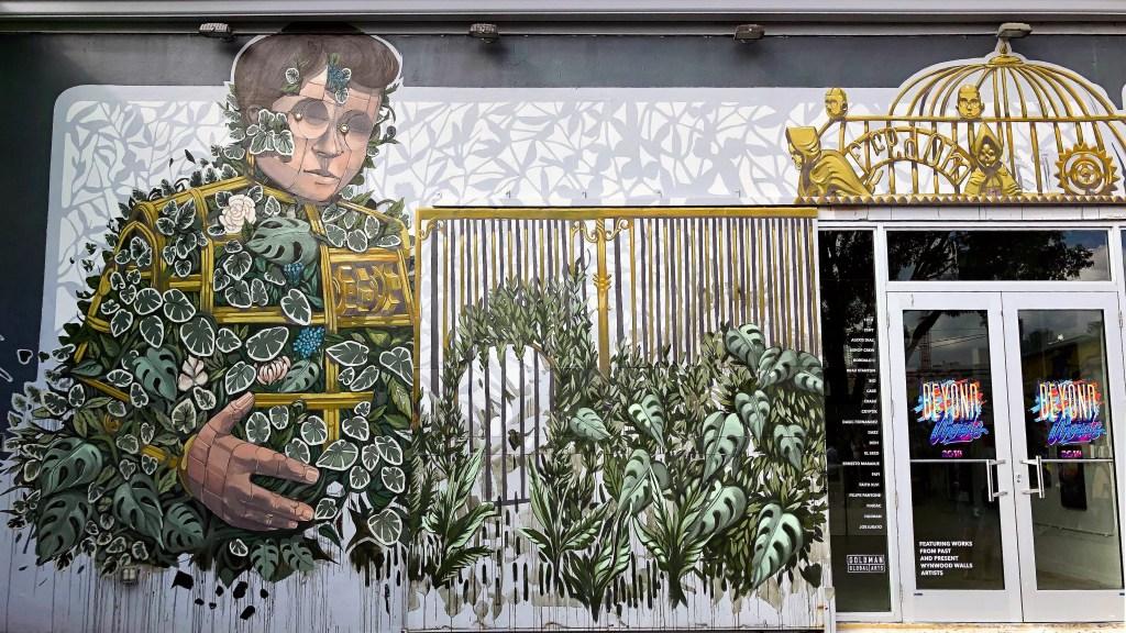 Pixel Pancho Wynwood Miami Florida #wynnwoodwalls #pixelpancho