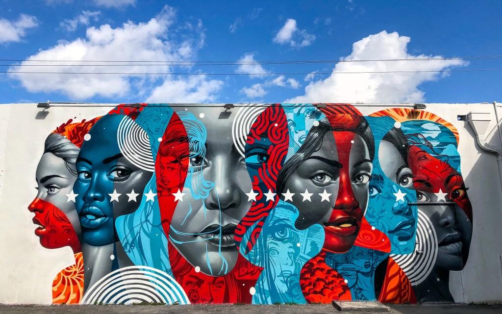 Tristan Eaton Wynwood Miami Florida
