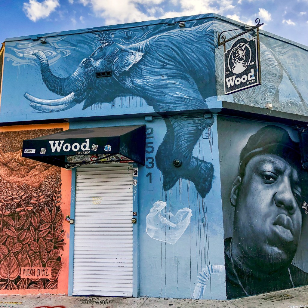 Wynnwood Miami Florida #woodtavern