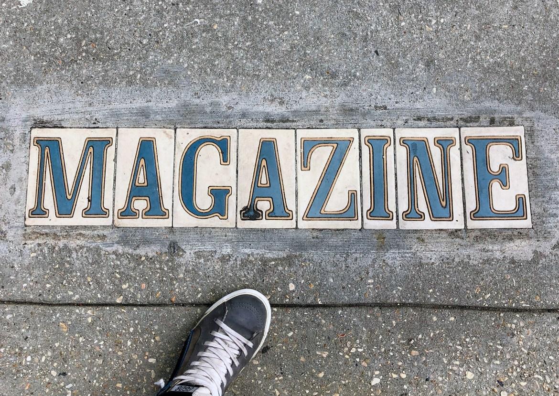 #magazinestreet #nola