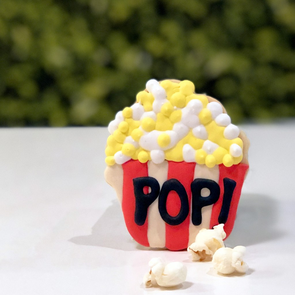 #popcorncookie #cookiesareeverything