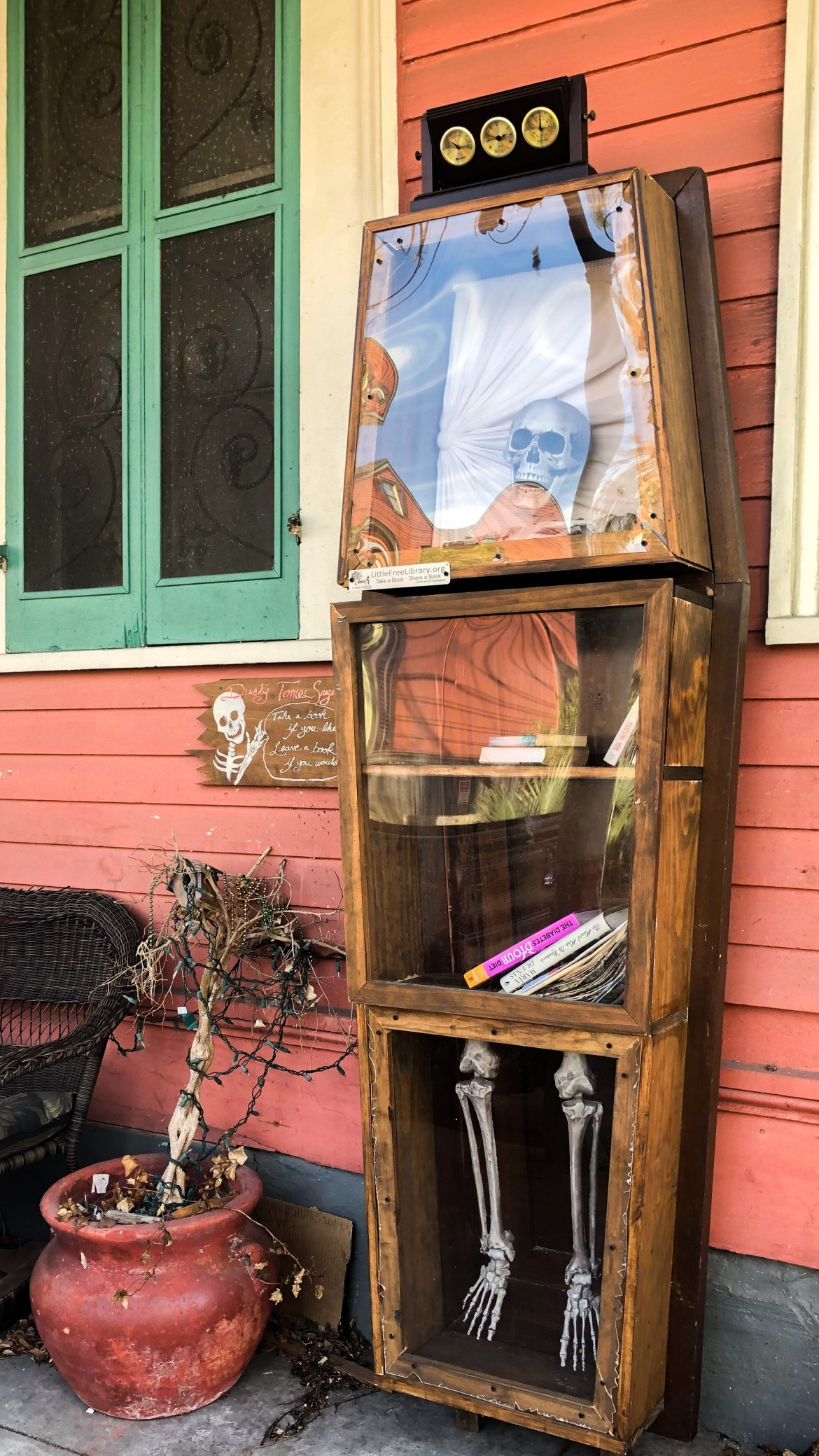#Bywater #nola #lendinglibrary