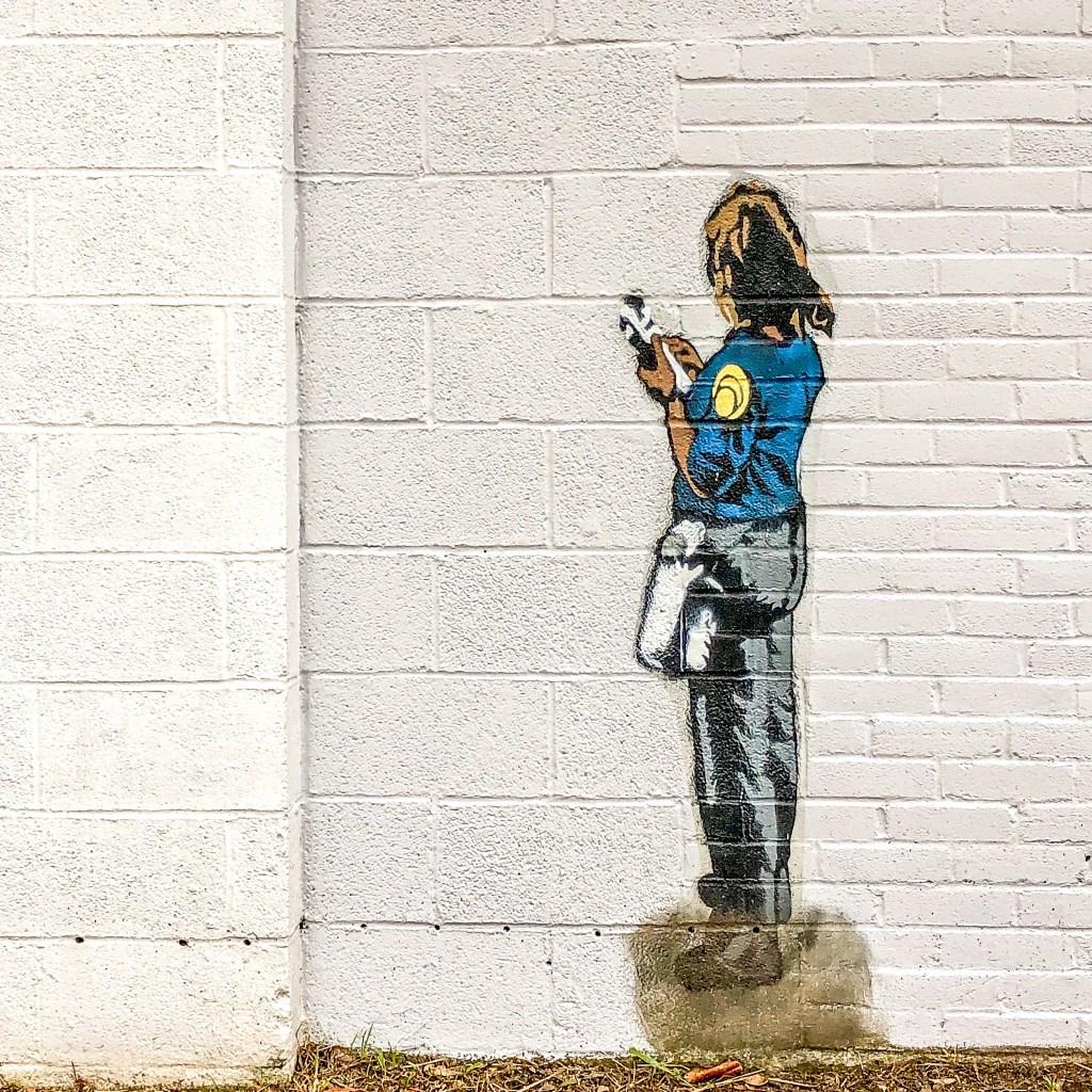 #magazinestreetneworleans #graffiti